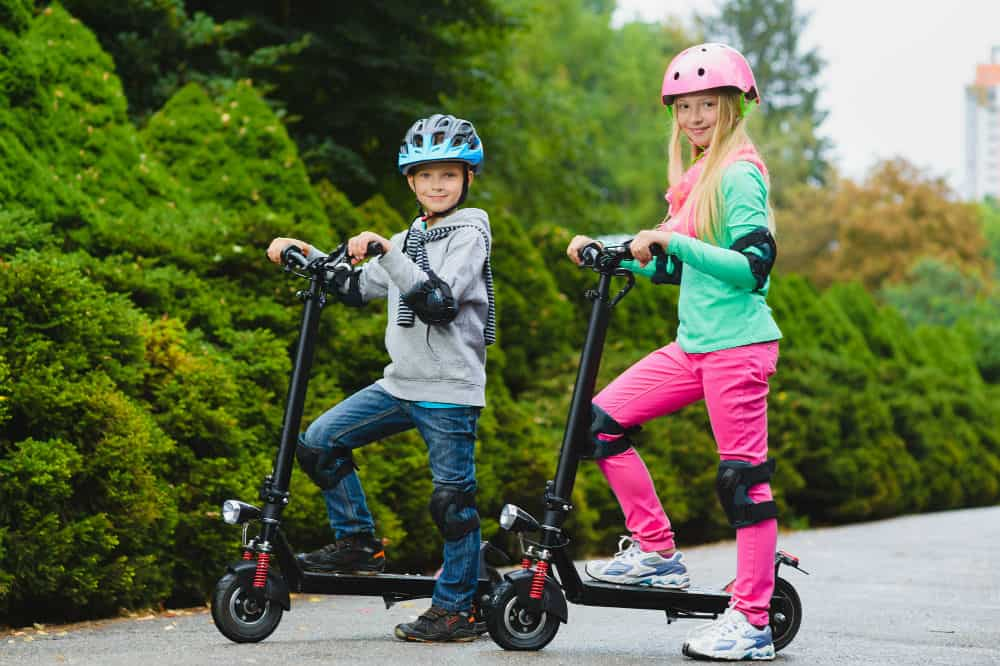 Foldable Electric Scooters 2