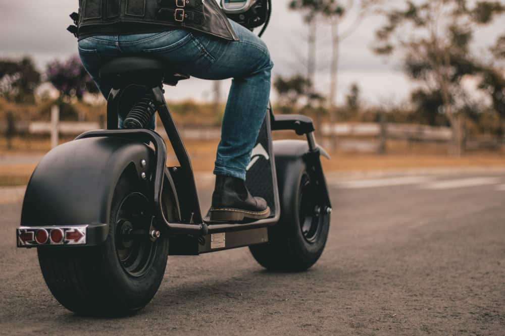 Foldable Electric Scooters 3