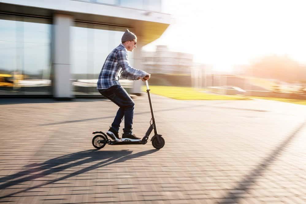 Swagtron Electric Scooter Review: Riding with Swag