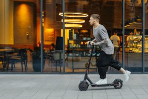 Best Electric Folding Scooters For Quick Commutes