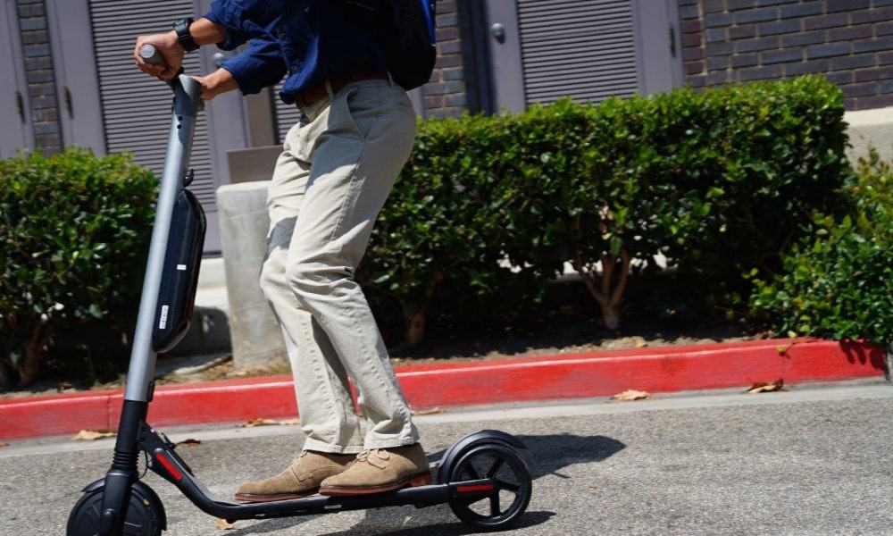 Segway Ninebot KickScooter ES4 Review Best