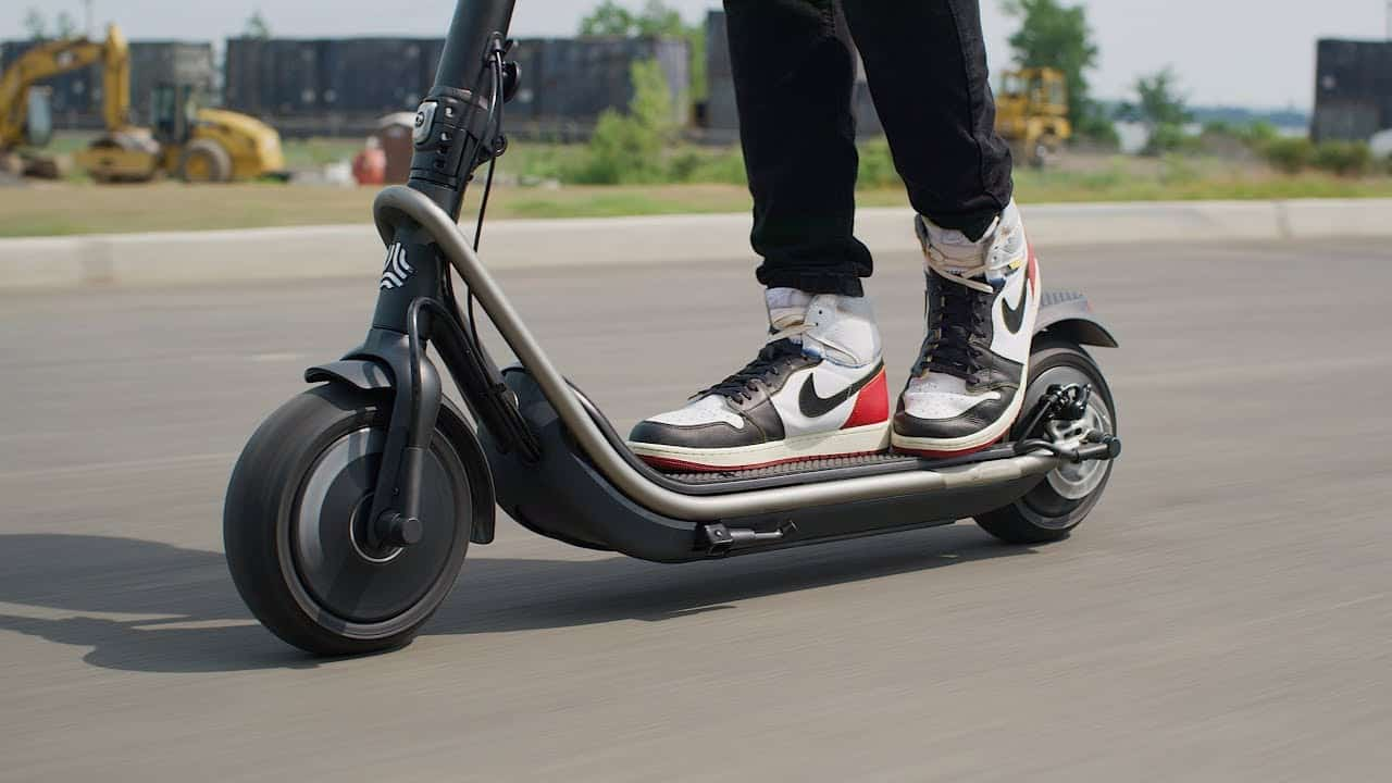 Boosted Rev Electric Scooter Review 2019