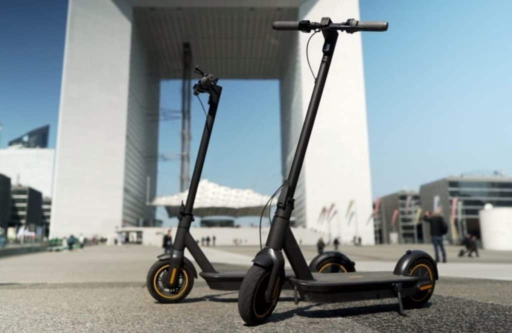 ninebot max electric scooter review