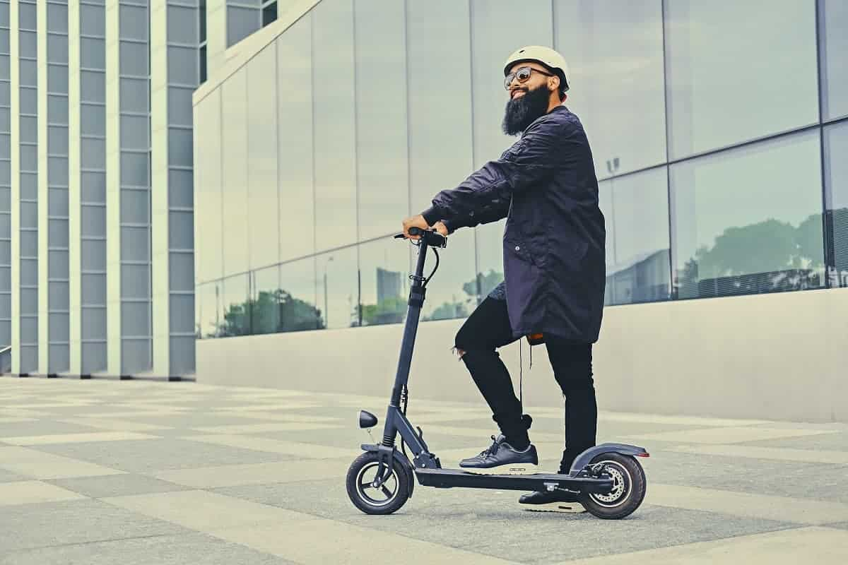 NANROBOT D4+High Speed Electric Scooter Review