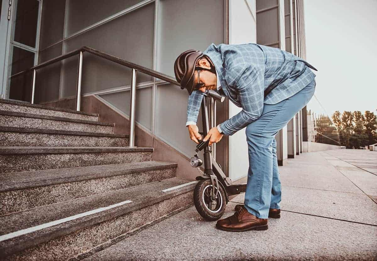 How To Lock An Electric Scooter: Tips and Tricks