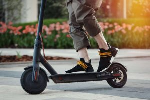 Top 4 Lightest Carbon Fiber Electric Scooters