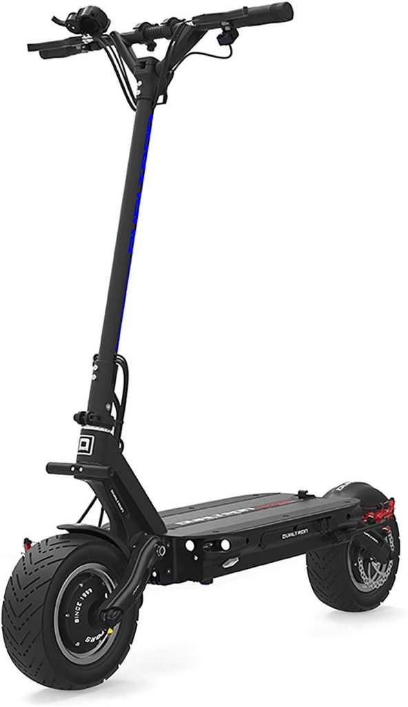 dualtron thunder electric scooter features