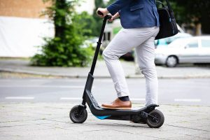 Are Electric Scooters Street Legal ?
