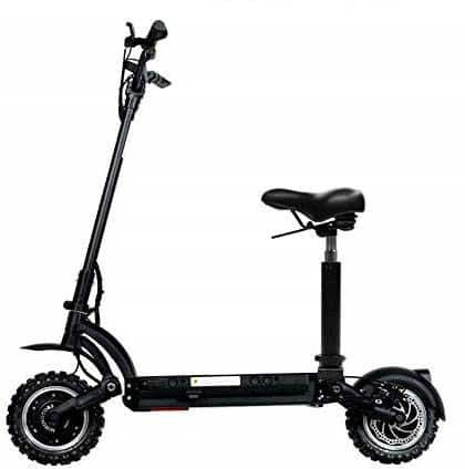 dualtron thunder electric scooter with seat