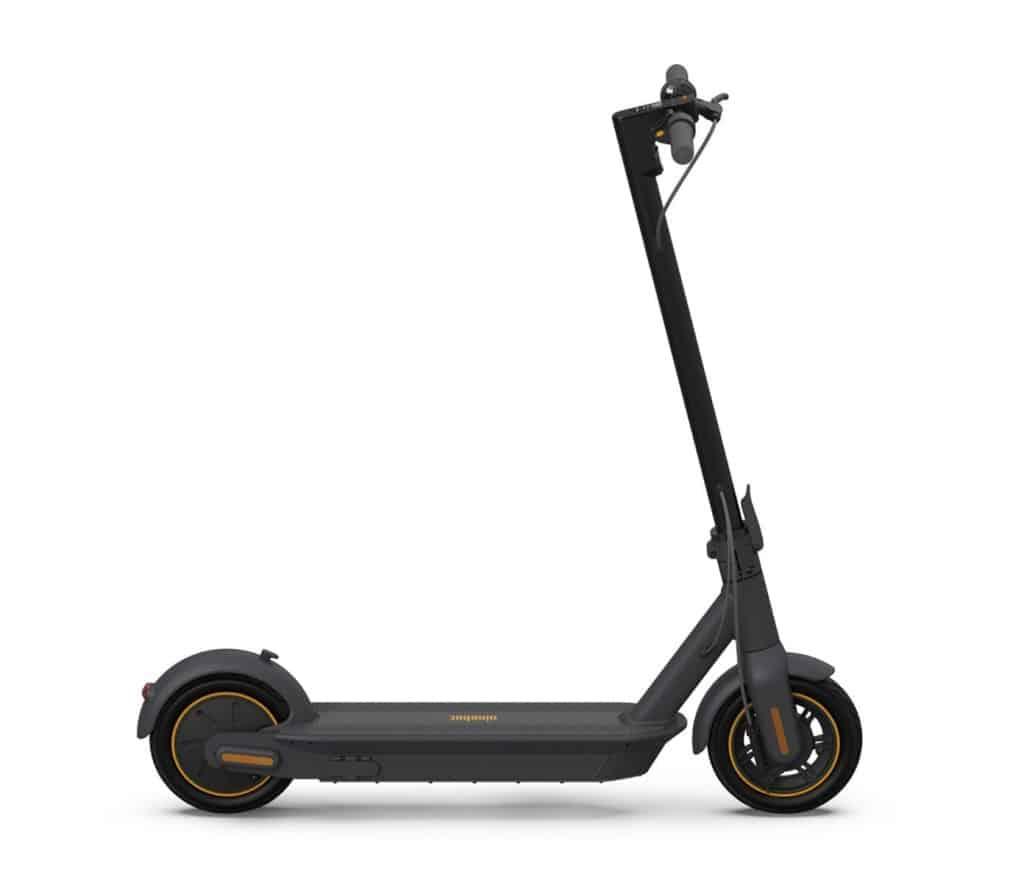 segway ninebot kickscooter max electric