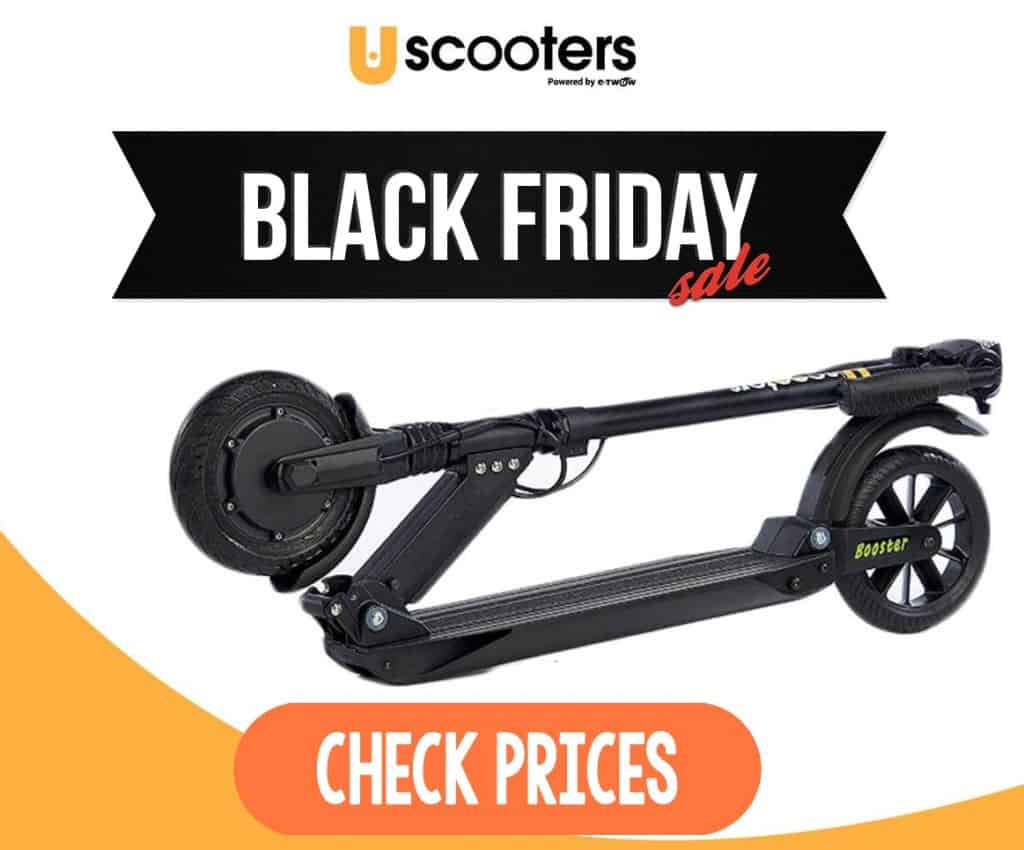 uscooter black friday offer booster