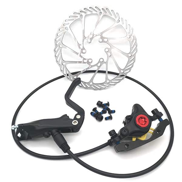 electric scooter parts brake system