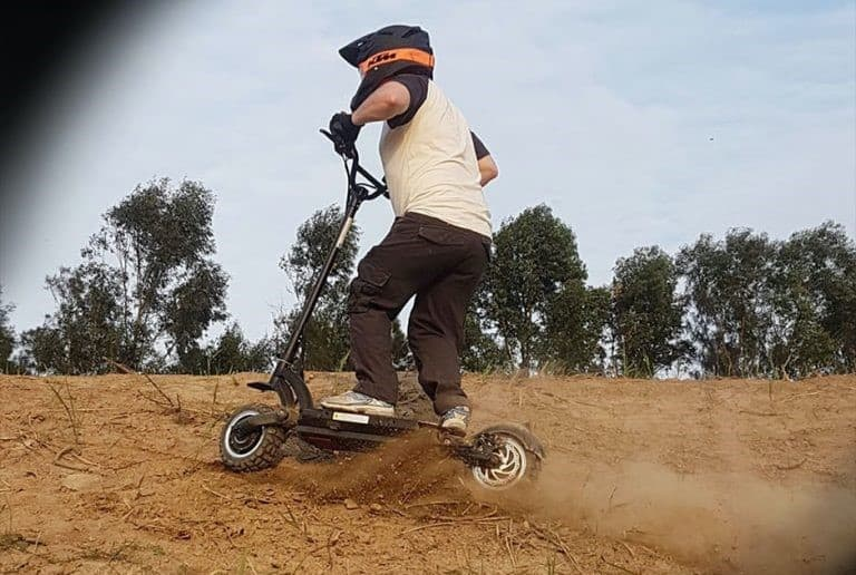 best off road electric scooter review