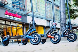 Kaabo Mantis Electric Scooter Review – The new comer in the market
