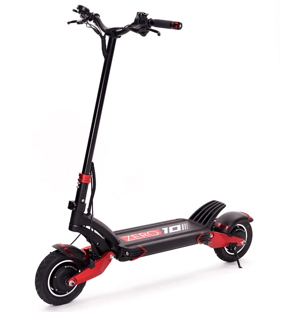 zero 10 x electric scooter usa
