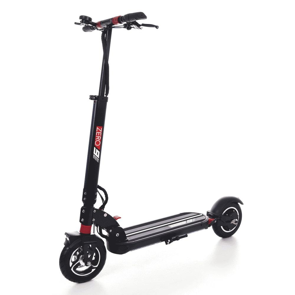 zero 9 electric scooter review