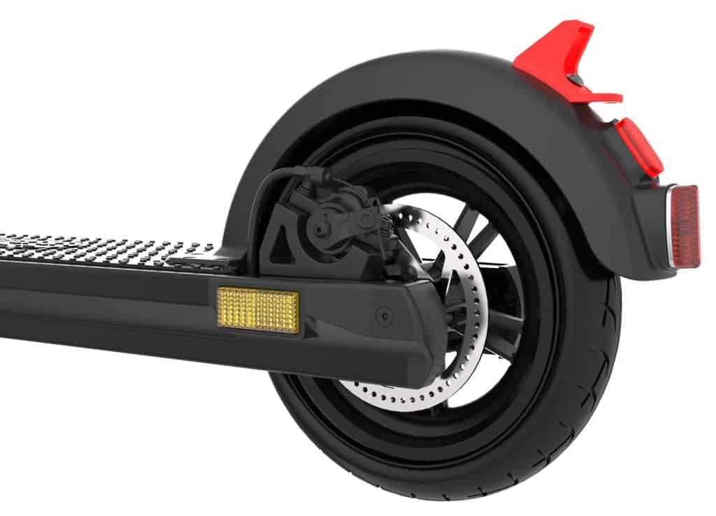 gotrax Electric Scooter dual disc brake