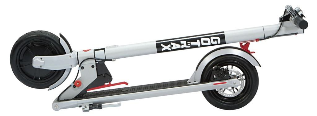 gotrax foldable electric scooter