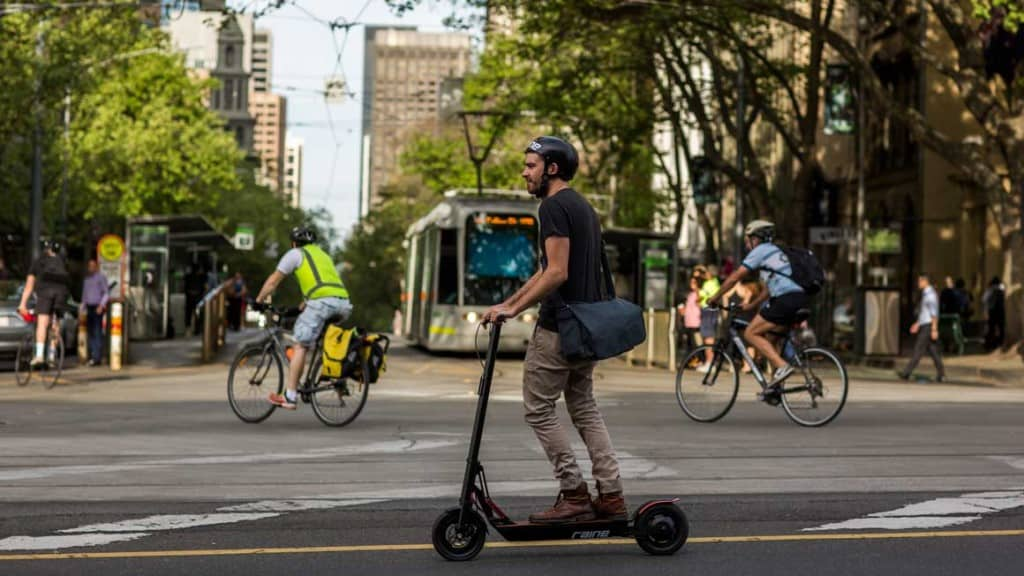 How much does riding an electric scooter really cost ?