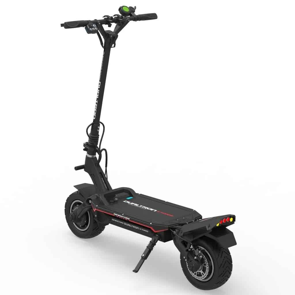 dualtron storm electric scooter dual motor