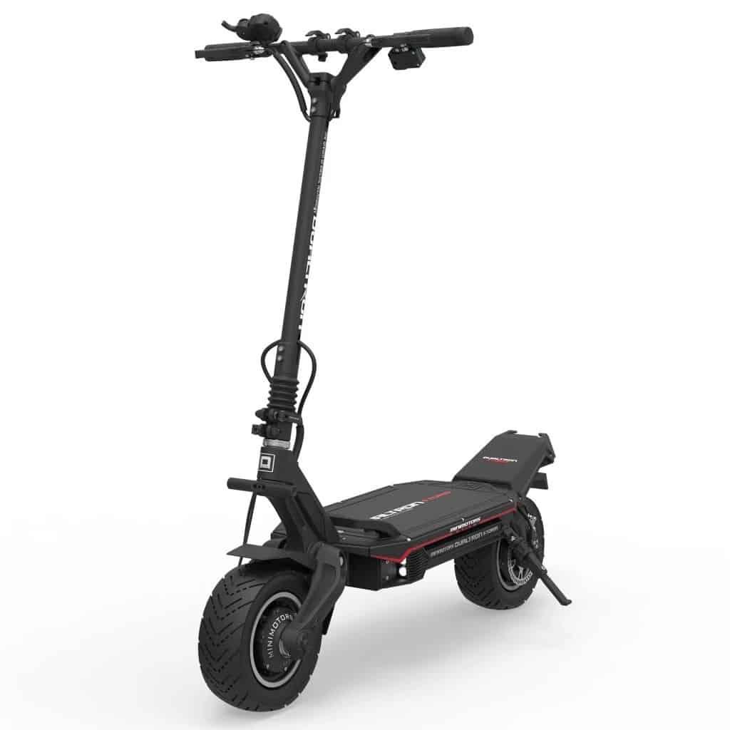 dualtron storm electric scooter minimotors