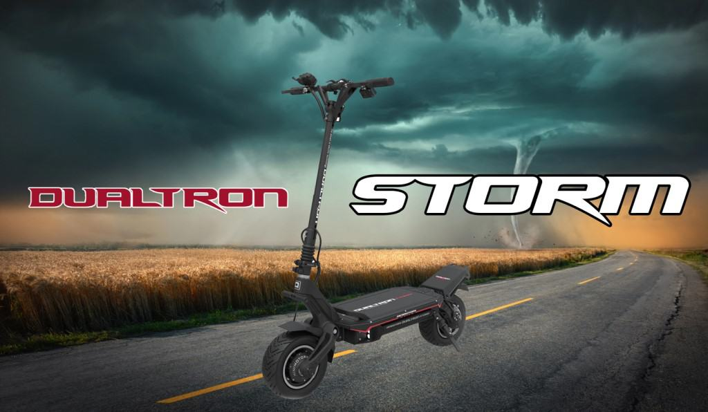 Dualtron Storm Electric Scooter Review