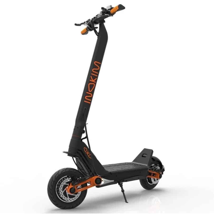 electric scooter inokim oxo dual motor