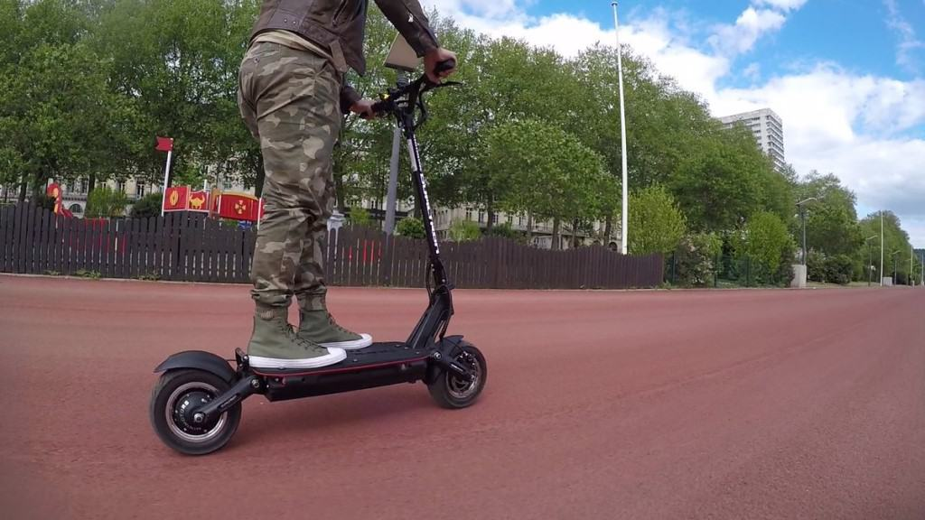 dualtron thunder electric scooter review