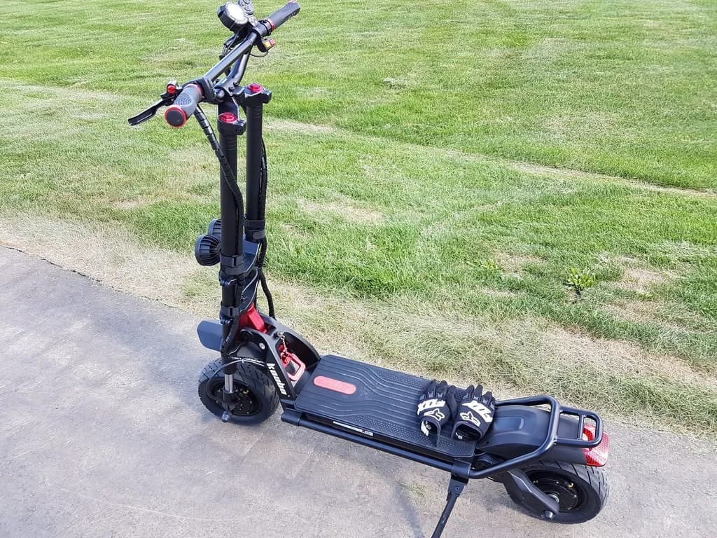 kaabo wolf warrior 11 electric scooter street tire