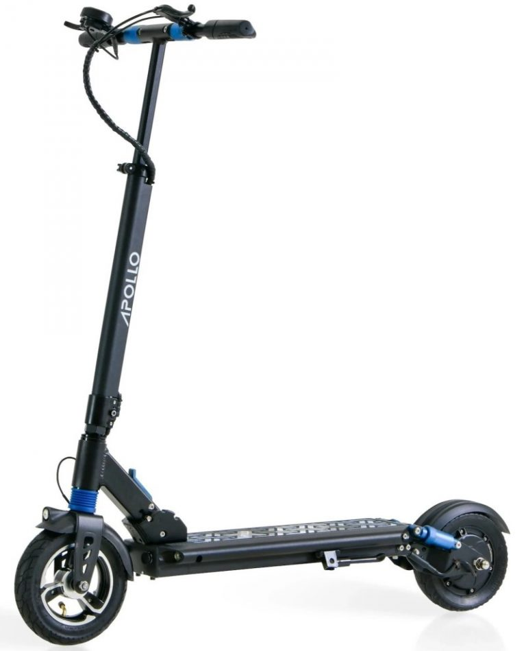 apollo light scooter