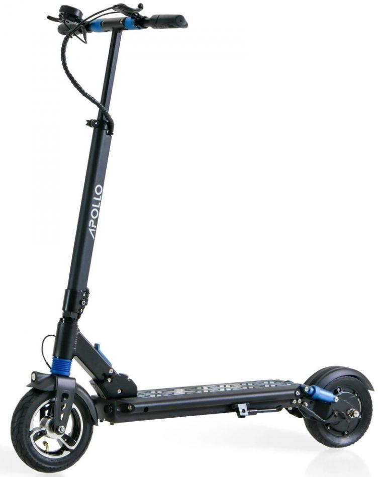 apollo light scooter