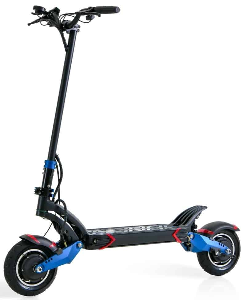 apollo_pro electric scooter off road