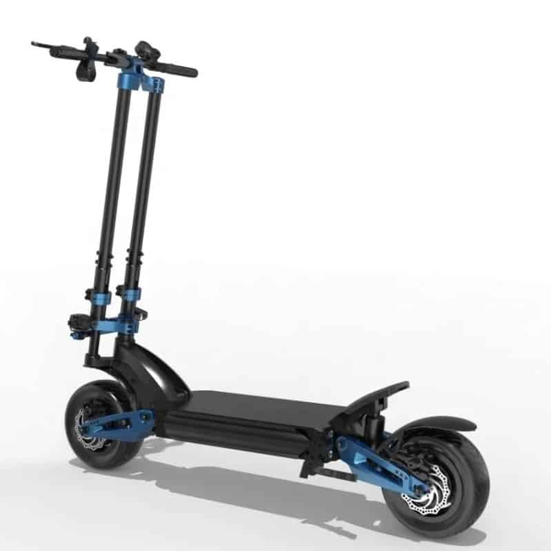 apollo ultra electric scooter fast