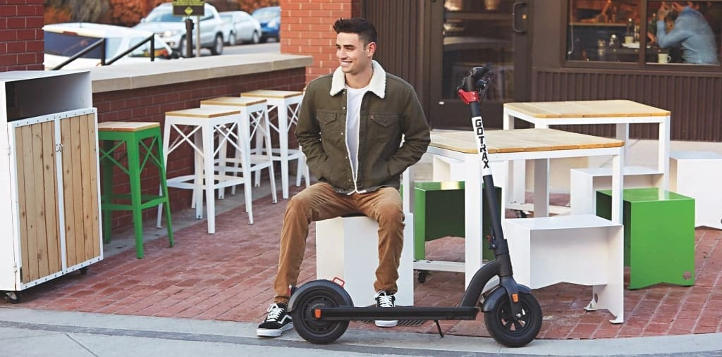 Gotrax G4 Electric Scooter Review