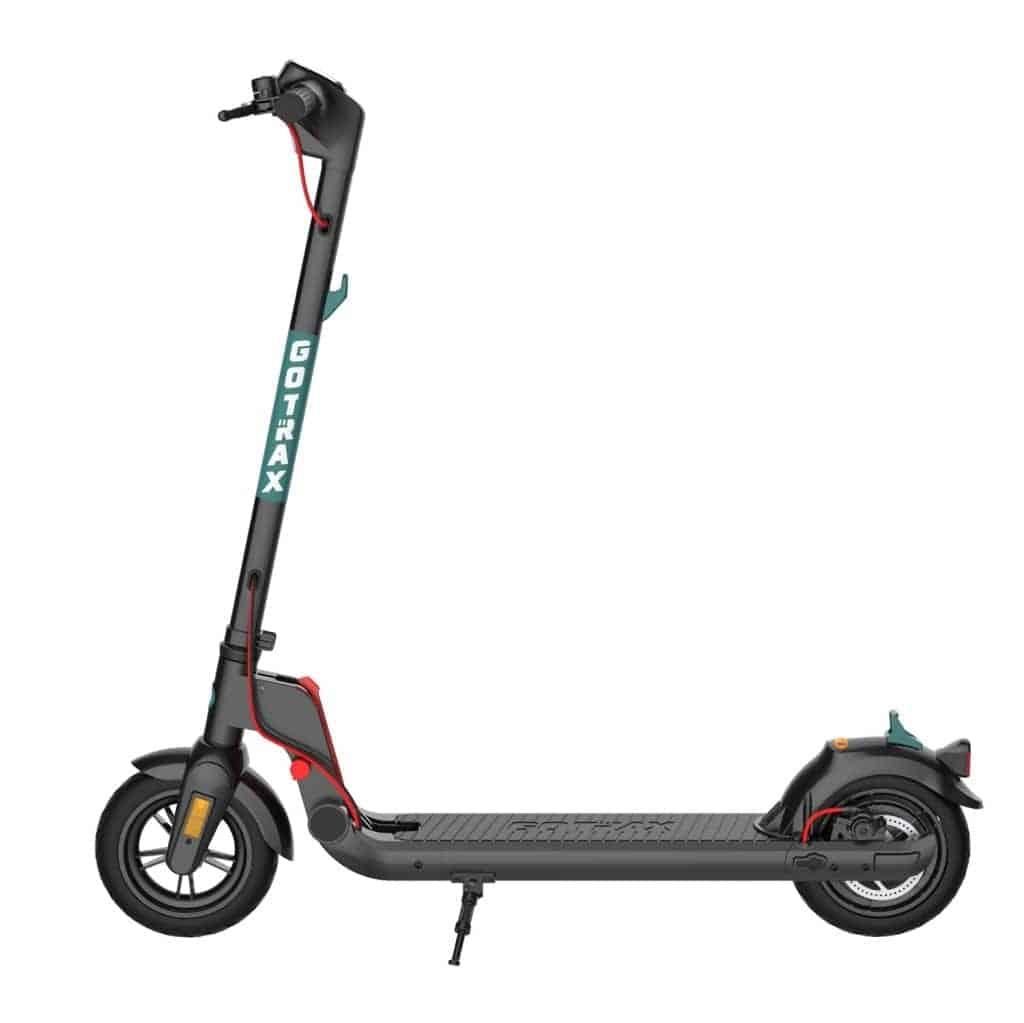 gotrax apex electric scooter anti slip deck