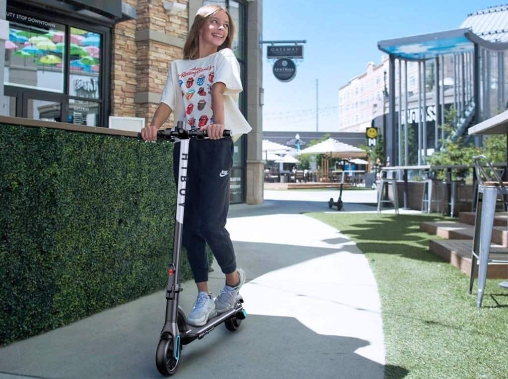 hiboy nex review electric scooter