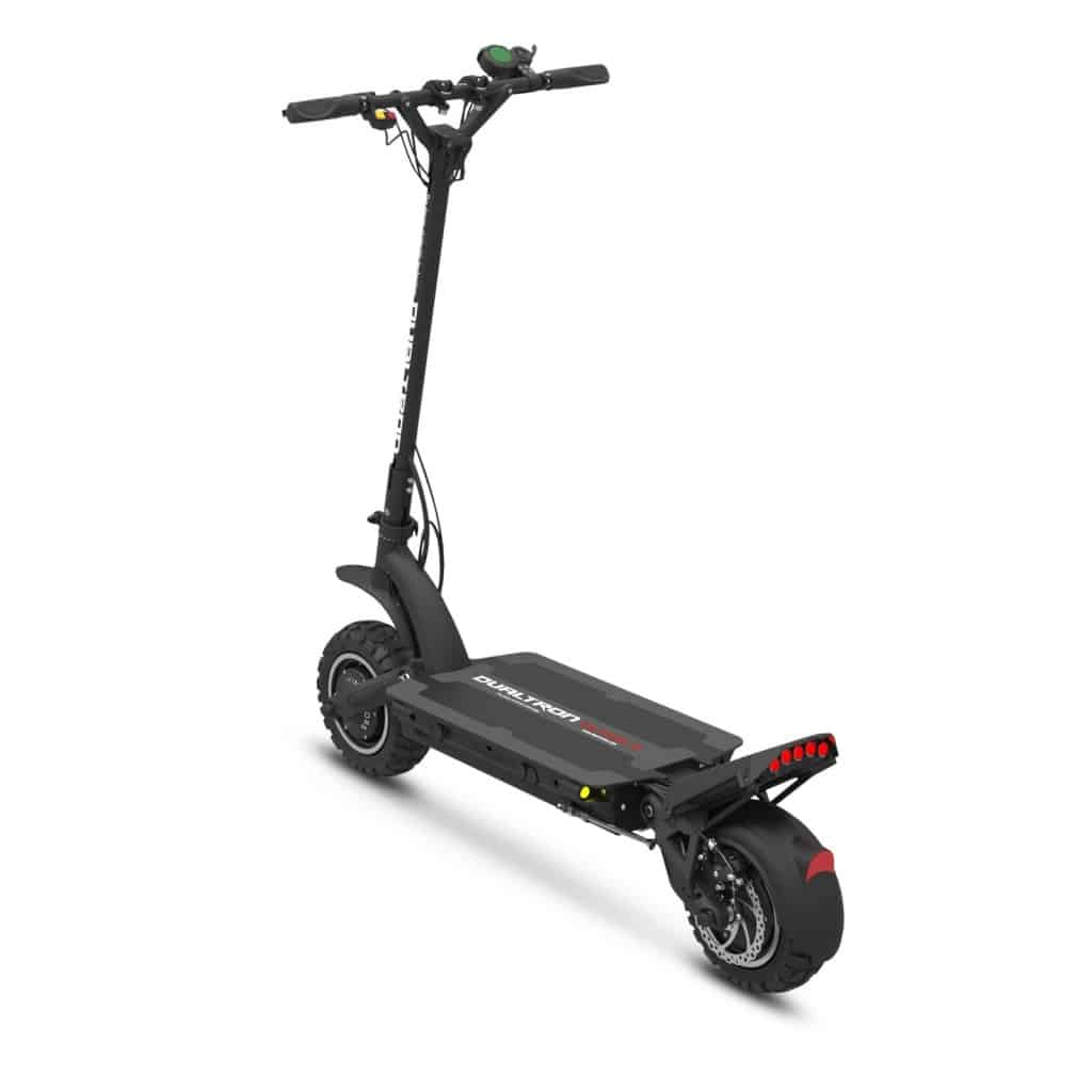 Dualtron Ultra 2 Electric Scooter battery lights