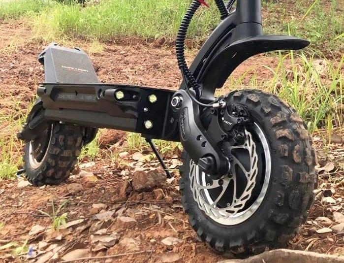 Dualtron Ultra 2 minimotors 11 inch tires