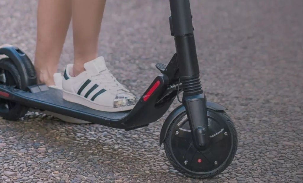 Is it easy to ride electric scooter